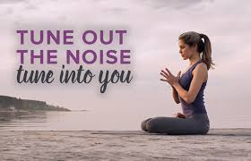 GET OUT OF THE NOISE