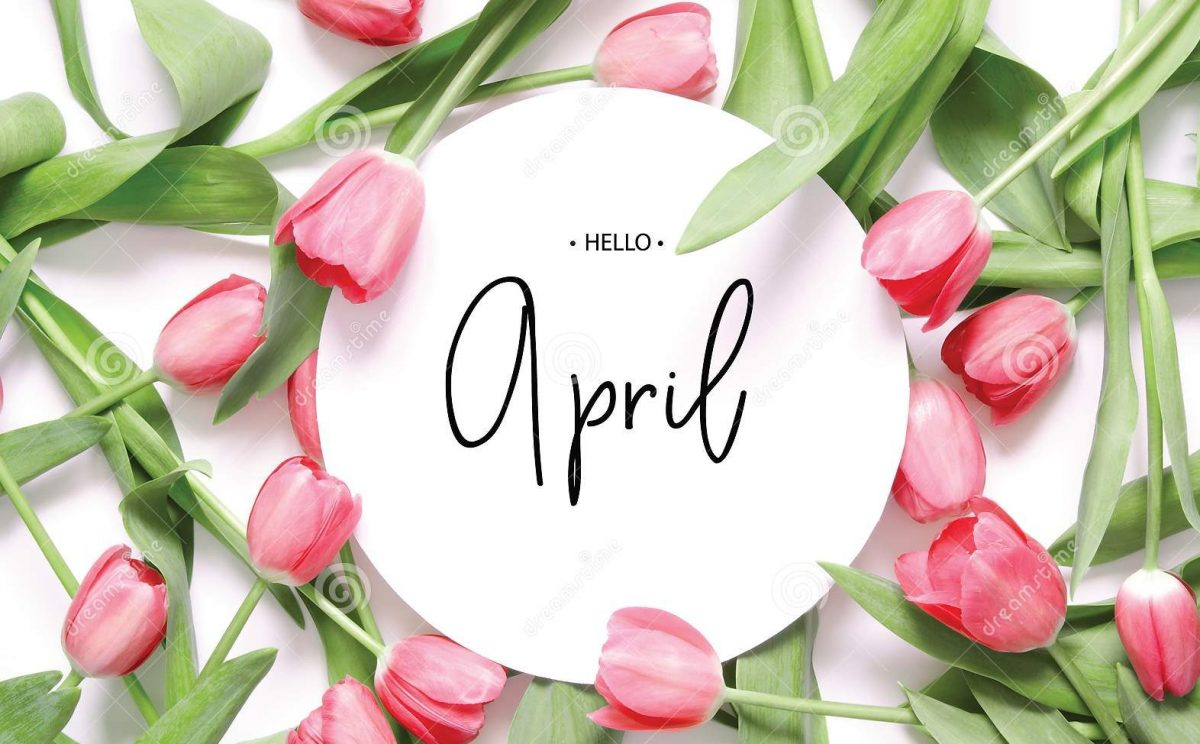 April Showers of Blessings